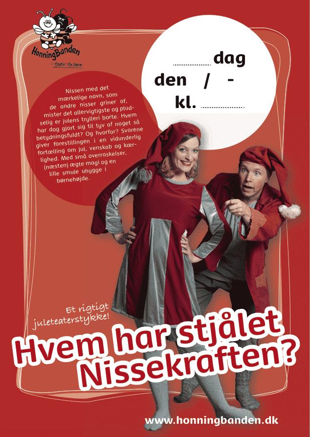Juleshow - juleunderholdning.dk