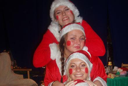 Juleunderholdning med skovnissen Kogle