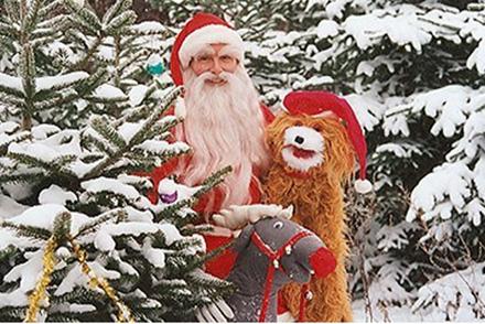 Julemanden fra Faxe